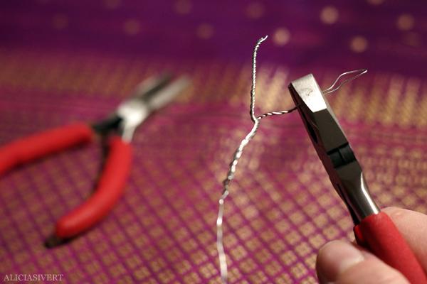 aliciasivert, alicia sivertsson, alicia sivert, tutorial, diy, do it yourself, träd, miniatyrträd, miniatyrlandskap, ståltråd, ull, wool, wire, miniatyrvärld, tree, miniature