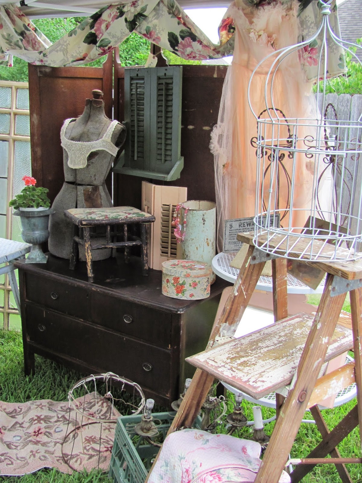 Peace love and all the good stuff cool junkin 39 at junk - Cool stuff made from junk ...