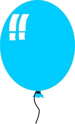 Balloon Clip Art2