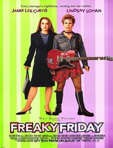 Ver Un viernes de locos (Freaky Friday) (2003) Online