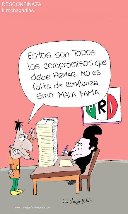 Muchos compromisos de Peña Nieto.