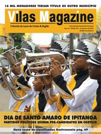 Vilas Magazine | Ed 157 | Fevereiro de 2012 | 30 mil exemplares