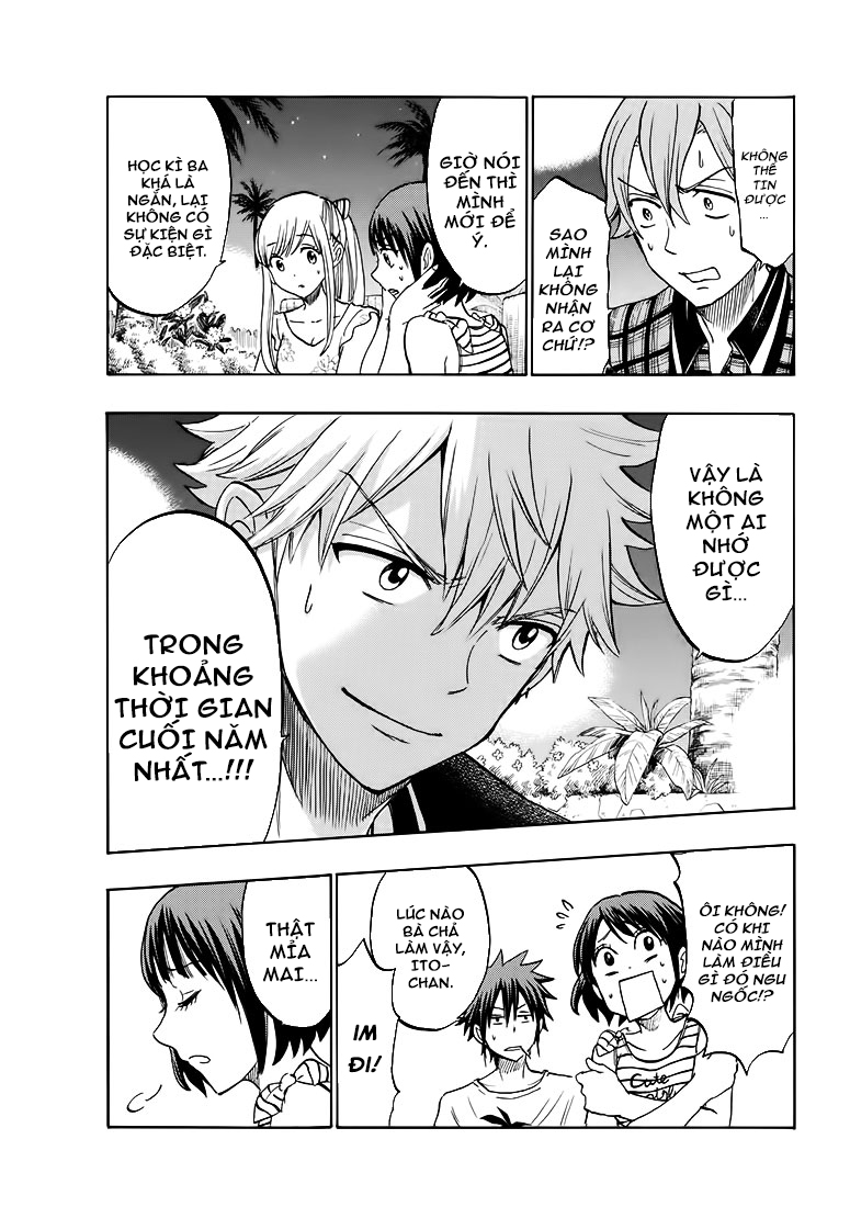 Yamada-kun to 7-nin no majo chap 204 Trang 17 - Mangak.info