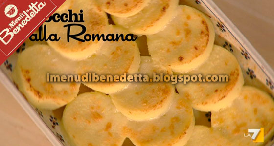 Gnocchi alla Romana di Benedetta Parodi