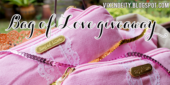 Giveaway & Review: July Bag of Love