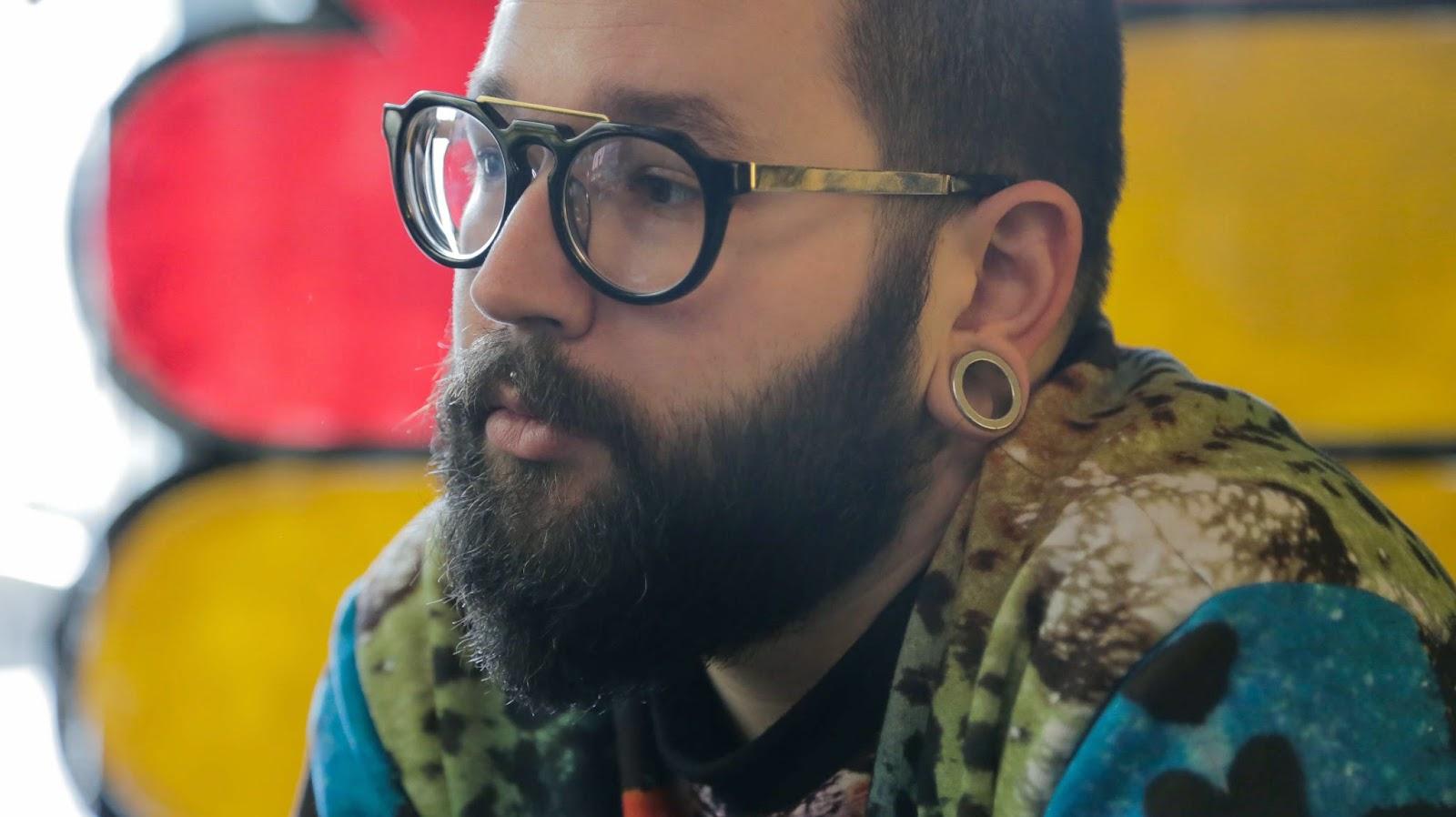GlassART, GlassBAR, Hotel Urban, Party, Nuevos Diseñadores, Tactelgraphics,  Ismael Chappaz , Juanma Menero, Blog de Moda, Que hacer en Madrid, El mejor plan