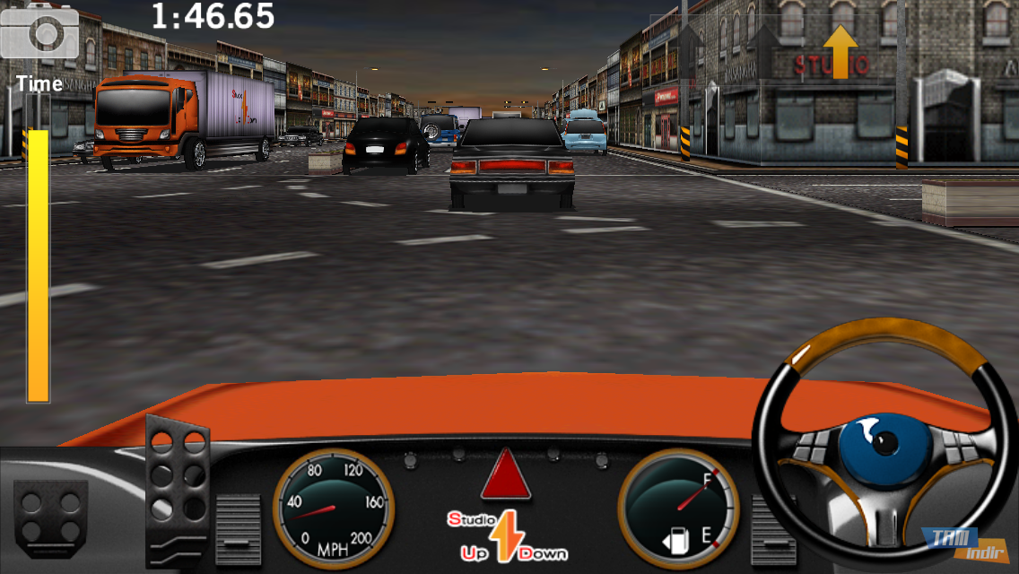 Dr. Driving Android Apk Oyun resimi 1