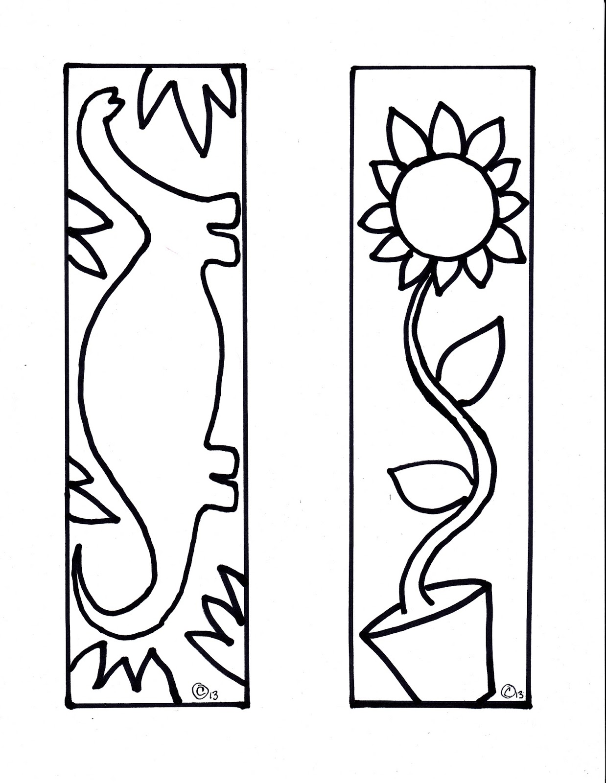 make it easy crafts create a one of a kind zentangle bookmark
