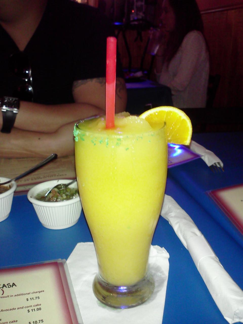 Casa Vieja Mango Margarita
