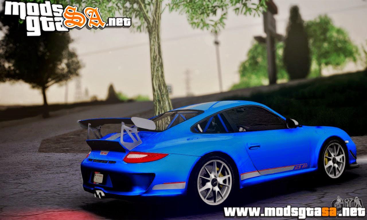 SA - Porsche 911 GT3 RS4.0 2011