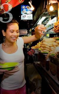 Food Trip, Jalan Alor, Kuala Lumpur, food, travel, cheap travel