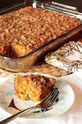 Pumpkin Coffee Cake Cook N Is Fun Food Recipes