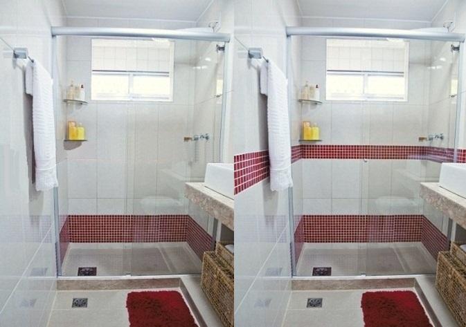 Rafael Bastos Decoração Lugar Pequeno? Deixe maior  -> Banheiro Pequeno E Organizado