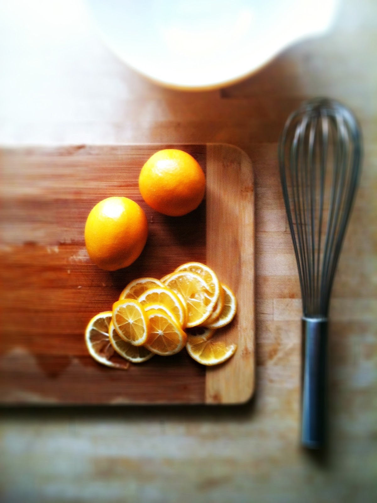sweetsugarbean: Meyer Lemon Honey Tart with Salted ...