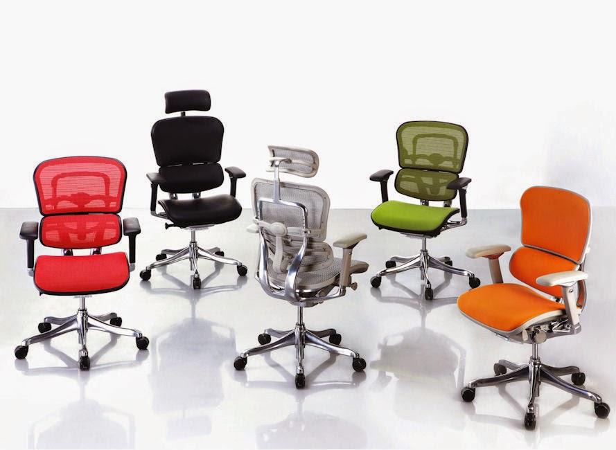 Ergohuman Chairs