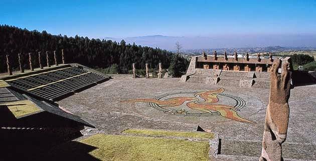 Centro Ceremonial Otomí - Estado de México