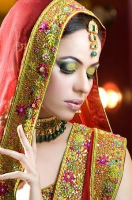 GORGEOUS BRIDAL MAKEUP BY SABA ANSARI