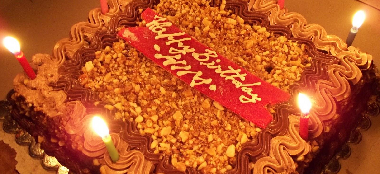Birthday Cake Images With Name Himanshu : Emoverse!!: Cake: My Friend s Birthday... Yummy!
