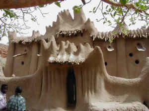 Masjid Yang Didirikan Mahluk Ghaib [ www.BlogApaAja.com ]