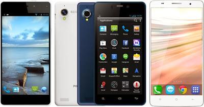 Daftar Harga HP Android dengan Kamera Depan 5 Megapixel