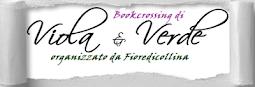 """Bookcrossing """"Viola & Verde"""" , Partecipiamo!!"""
