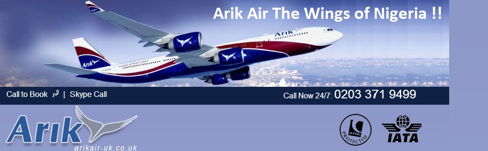 Arik Air The Wings of Nigeria