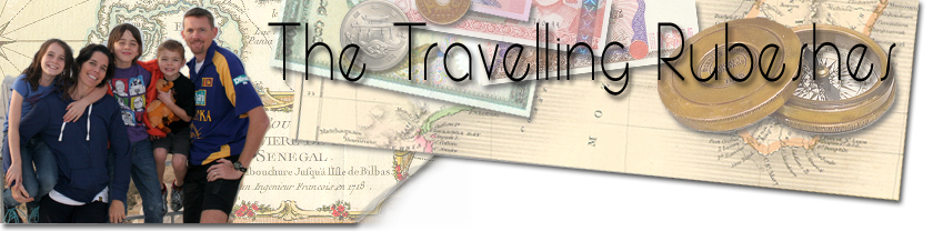 The Travelling Rubeshes