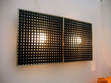 attractice wall lamp designs layout