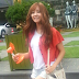 Check out T-ara Hyomin's photos while on her way to Music Bank!