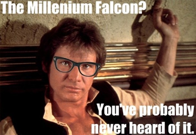 Han Solo Hipster