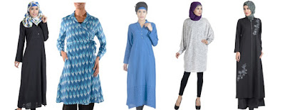 Muslim Tunics East Essence