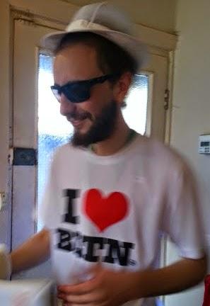 Warburtons I Love BLTN t shirt