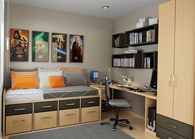 10 Room Designs For Teenage Boys