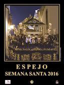 Cartel oficial Semana Santa 2016