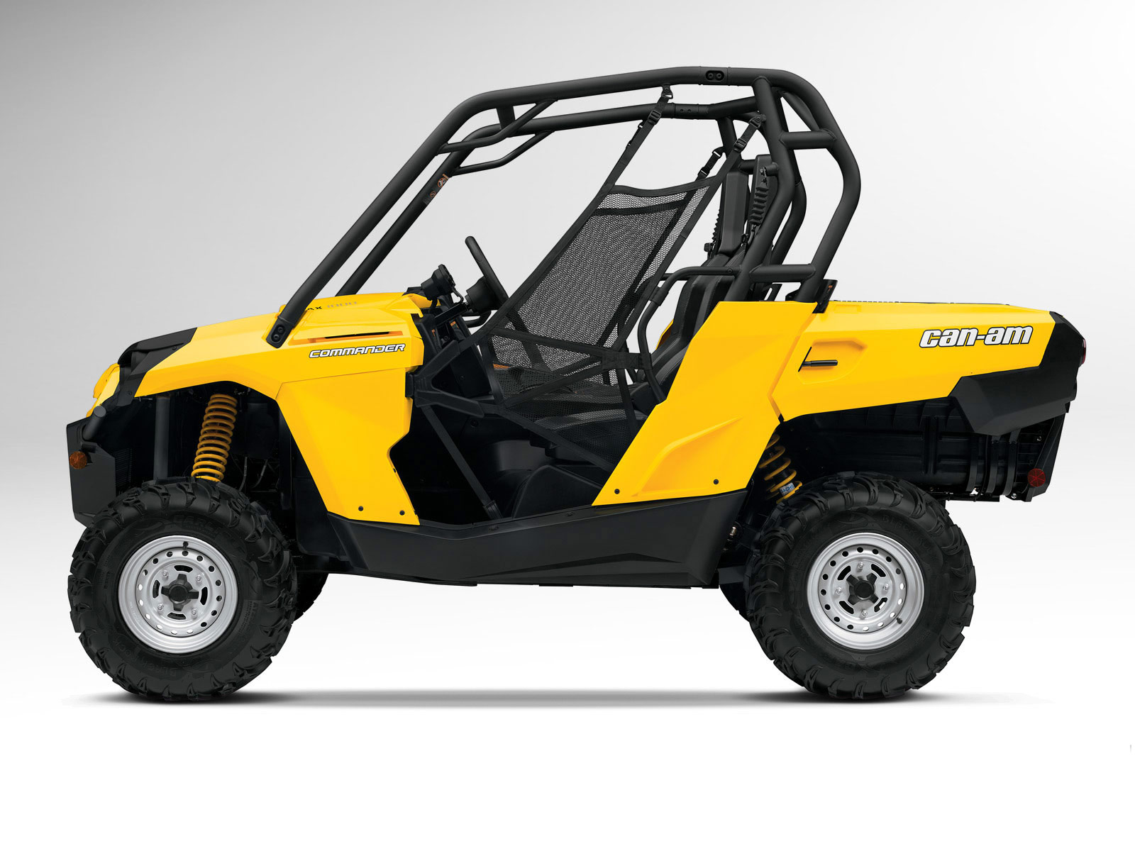 2012 Can-Am Commander 1000 ATV pictures 3