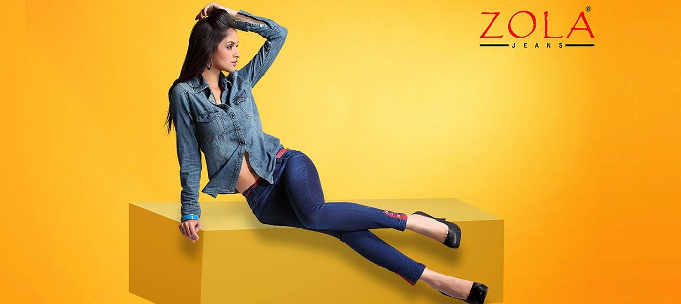 ZOLA Blue Women's Jeans
