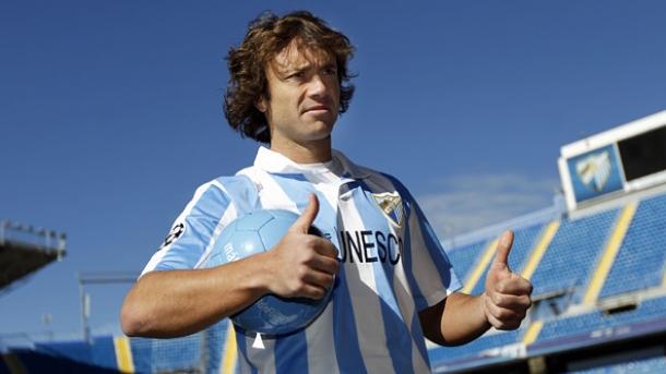 LOS MEJORES DEL MALAGA CF. Temporada 2012/2013. FINAL TEMPORADA, CONCLUSIONES.  - Página 9 Diego+lugano+malaga