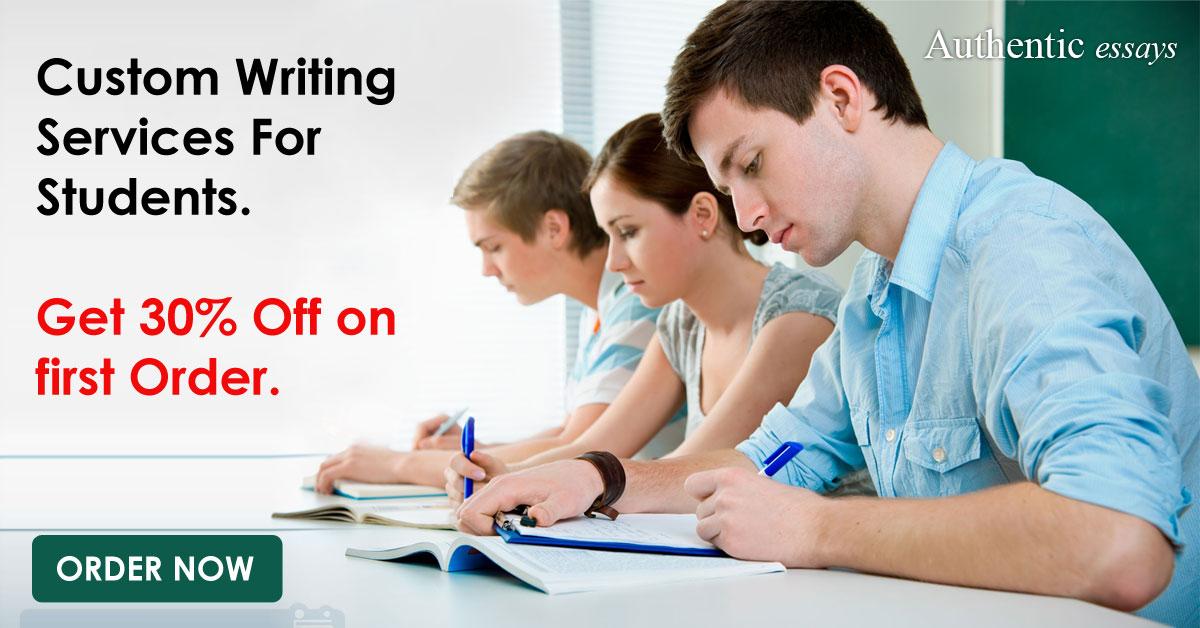 authentic essays  custom research paper college term