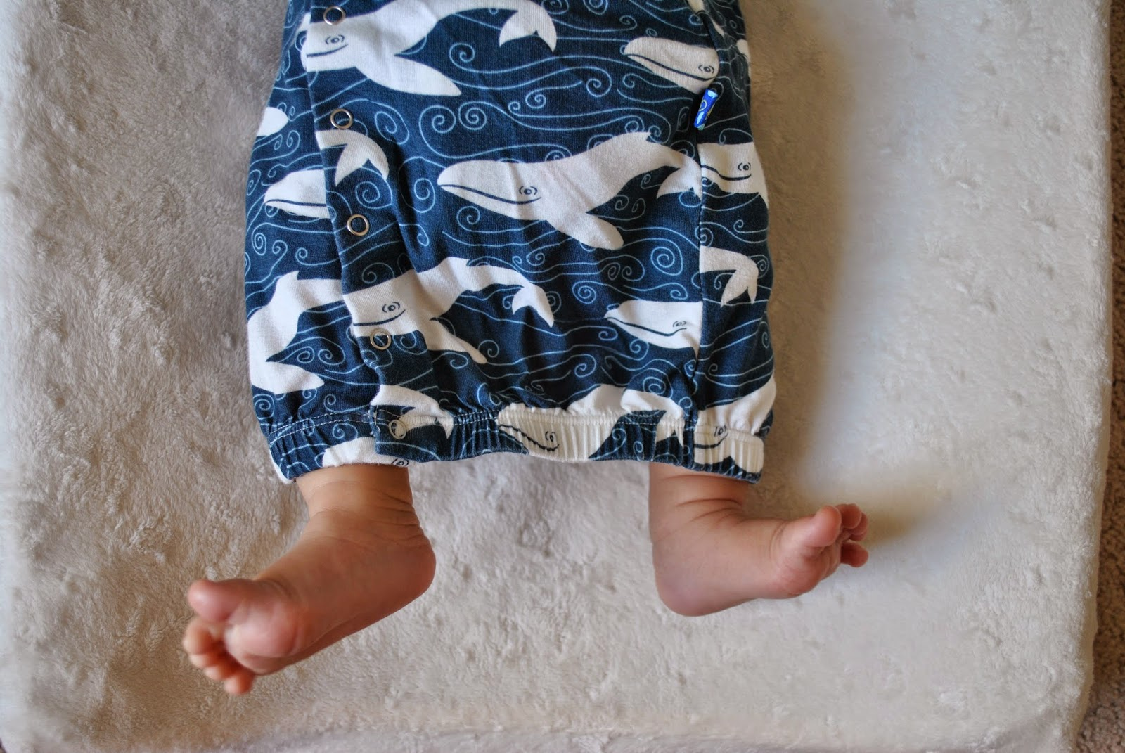 Diary of a Fit Mommy: KicKee Pants Layette Gown Review