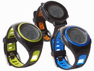 Zegarek sportowy z Biedronki