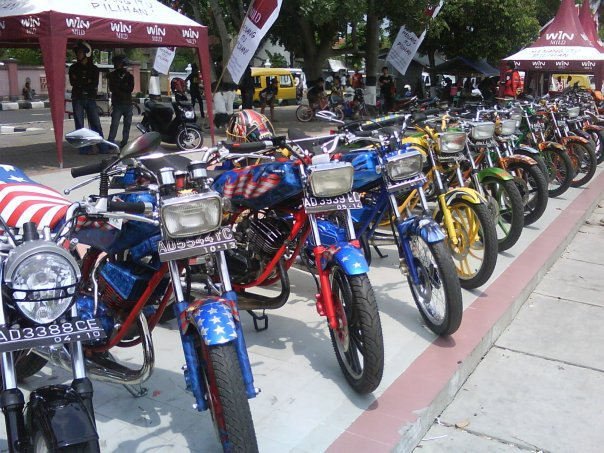modifikasi motor rx king solo 2 terkeren
