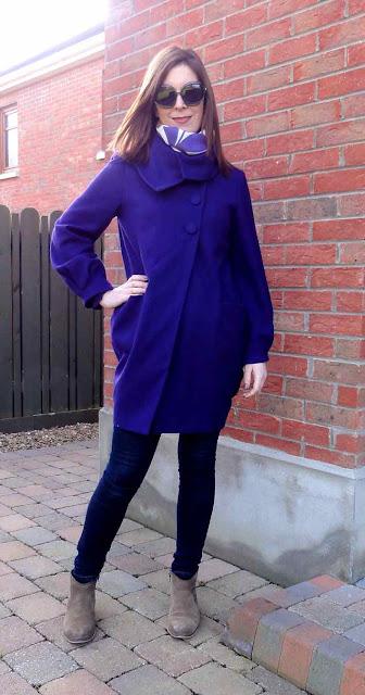 Purple4 Back to Basics   Orla Kiely Purpleness