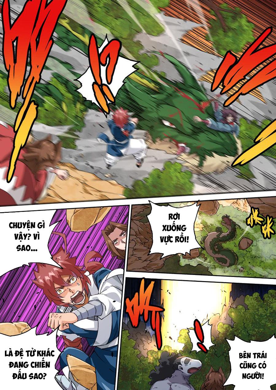 Quyền Bá Thiên Hạ Chap 223 Upload bởi Truyentranhmoi.net