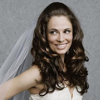 Long Wedding Hair Styles