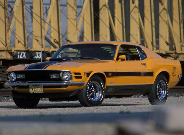 フォード・マスタング 2代目 | Ford Mustang (1969年~1973年)