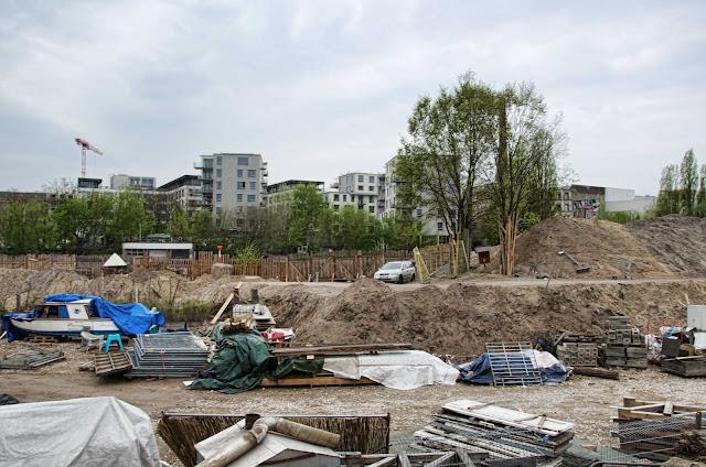 Baustelle Mörchenpark, Holzmarktstraße 24, 10243 Berlin, 11.04.2014