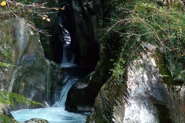 Cañón del Río Casaño - Asturias