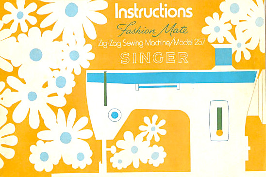 Galstudio Singer Fashion Mate 40 Free Manual Adorable Singer Sewing Machine Manual Free Download