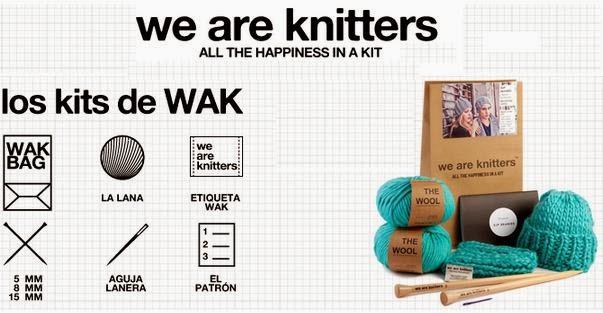 sorteo mia beanie kit we are knitters blog mi boda gratis