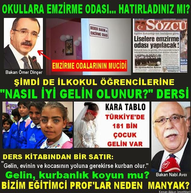 AKP'NİN SAPIKLARI ÜLKEMİZİ NEREYE GÖTÜRÜYOR?